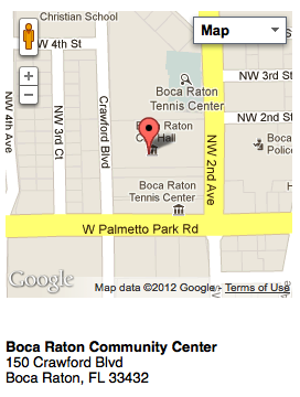 Boca Raton Community Center