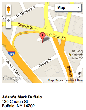 Adam's Mark Buffalo
